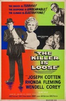 The Killer Is Loose movie poster (1956) picture MOV_pa1mtjck