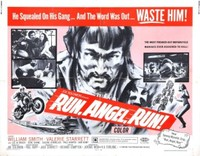 Run, Angel, Run movie poster (1969) picture MOV_paeau2oy