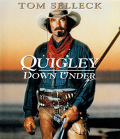 Quigley Down Under movie poster (1990) picture MOV_e28bff07
