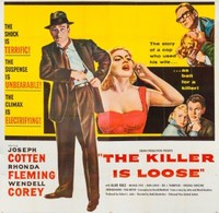 The Killer Is Loose movie poster (1956) picture MOV_pcdl7ym2