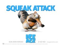 Ice Age movie poster (2002) picture MOV_pfd44qog
