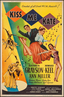 Kiss Me Kate movie poster (1953) picture MOV_picunepn