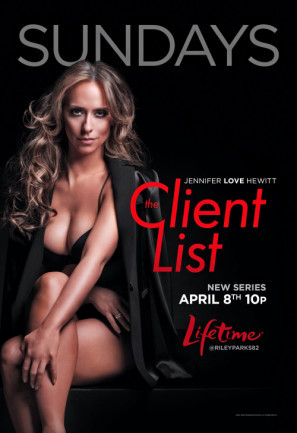 The Client List movie poster (2012) poster MOV_plkw24je