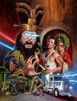 Big Trouble In Little China movie poster (1986) picture MOV_pmihh6pi