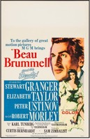 Beau Brummell movie poster (1954) picture MOV_ps5hdab0