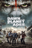 Dawn of the Planet of the Apes movie poster (2014) picture MOV_ptfns8rm