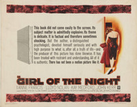 Girl of the Night movie poster (1960) picture MOV_pu445jkb