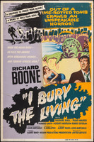 I Bury the Living movie poster (1958) picture MOV_pvj9g501
