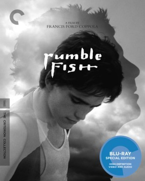 Rumble Fish movie poster (1983) poster MOV_pwamtngd