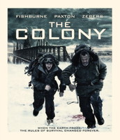 The Colony movie poster (2013) picture MOV_q6qbambc