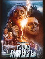 Young Frankenstein movie poster (1974) picture MOV_qaqjjeob
