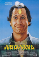 Funny Farm movie poster (1988) picture MOV_0dd07322