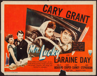 Mr. Lucky movie poster (1943) picture MOV_qcuacduk