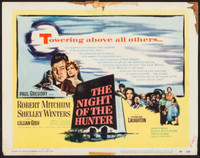 The Night of the Hunter movie poster (1955) picture MOV_d0b2422d