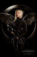 The Hunger Games: Mockingjay - Part 1 movie poster (2014) picture MOV_qf6g2hhf