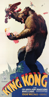 King Kong movie poster (1933) picture MOV_qgbeelsm