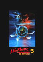 A Nightmare on Elm Street: The Dream Child movie poster (1989) picture MOV_qmtzczes