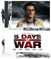 5 Days of War movie poster (2011) picture MOV_qpgto6s7