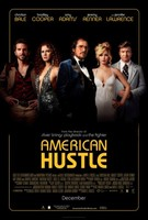 American Hustle movie poster (2013) picture MOV_qtnevium