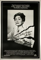Mommie Dearest movie poster (1981) picture MOV_qtr3htig