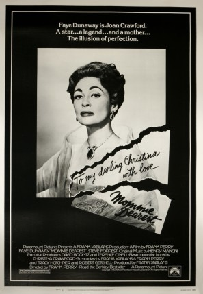 Mommie Dearest movie poster (1981) poster MOV_qtr3htig