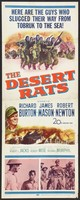 The Desert Rats movie poster (1953) picture MOV_qyxixs45