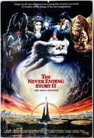 The NeverEnding Story II: The Next Chapter movie poster (1990) picture MOV_ra7aev13