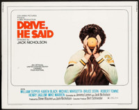 Drive, He Said movie poster (1971) picture MOV_227add7d