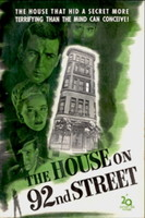 The House on 92nd Street movie poster (1945) picture MOV_ro0u4a4b