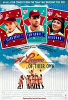 A League of Their Own movie poster (1992) picture MOV_rpvxjrs5