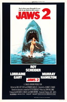 Jaws 2 movie poster (1978) picture MOV_a8028b88