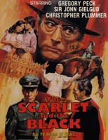 The Scarlet and the Black movie poster (1983) picture MOV_rwllbbmc