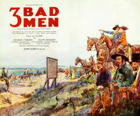 3 Bad Men movie poster (1926) picture MOV_478e03cf