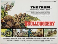 Skullduggery movie poster (1970) picture MOV_s2gvvu99