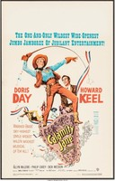 Calamity Jane movie poster (1953) picture MOV_sao0r6s8
