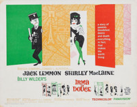 Irma la Douce movie poster (1963) picture MOV_6d6287d5