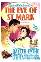 The Eve of St. Mark movie poster (1944) picture MOV_sg0guzmx