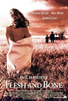 Flesh And Bone movie poster (1993) picture MOV_sgawsesd