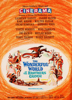 The Wonderful World of the Brothers Grimm movie poster (1962) picture MOV_shzs0jc0