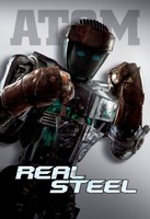 Real Steel movie poster (2011) picture MOV_sjldqgbi