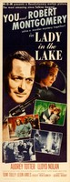 Lady in the Lake movie poster (1947) picture MOV_smfnf4pn
