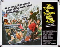 The Taking of Pelham One Two Three movie poster (1974) picture MOV_snbmctgt