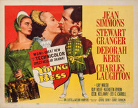 Young Bess movie poster (1953) picture MOV_ss7tje0f