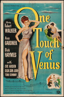 One Touch of Venus movie poster (1948) picture MOV_suqizzbg