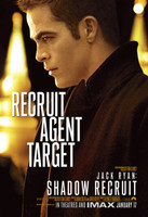 Jack Ryan: Shadow Recruit movie poster (2014) picture MOV_66912166