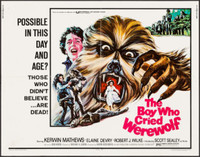 The Boy Who Cried Werewolf movie poster (1973) picture MOV_ta2uazn7