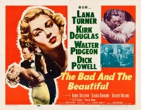 The Bad and the Beautiful movie poster (1952) picture MOV_tksbra8x