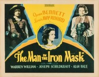 The Man in the Iron Mask movie poster (1939) picture MOV_tlrxfhtx