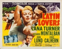 Latin Lovers movie poster (1953) picture MOV_trdn7x1t