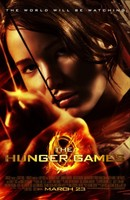 The Hunger Games movie poster (2012) picture MOV_59992be2